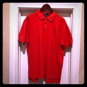 Polo Ralph Lauren Red XL